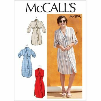 McCalls pattern M7890