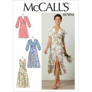 McCalls pattern M7894