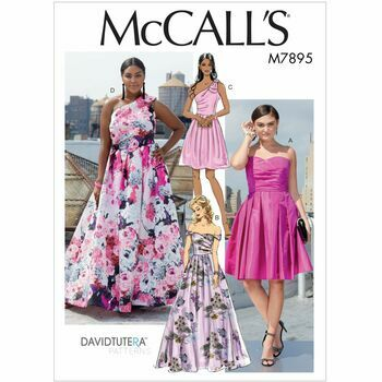 McCalls pattern M7895