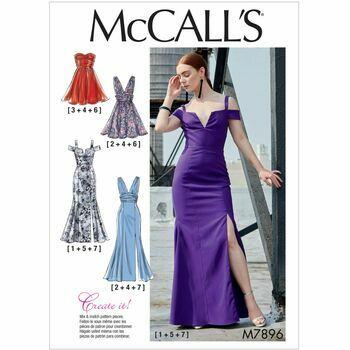 McCalls pattern M7896