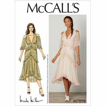 McCalls pattern M7898