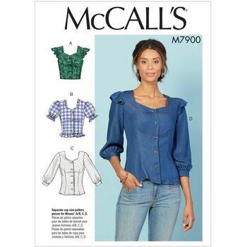 McCalls pattern M7900