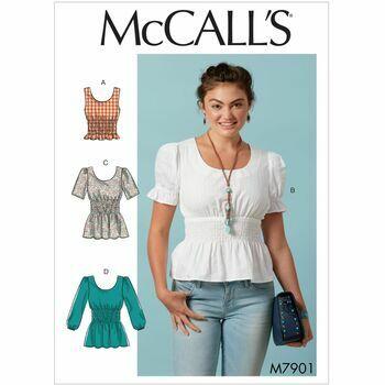 McCalls pattern M7901