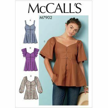 McCalls pattern M7902