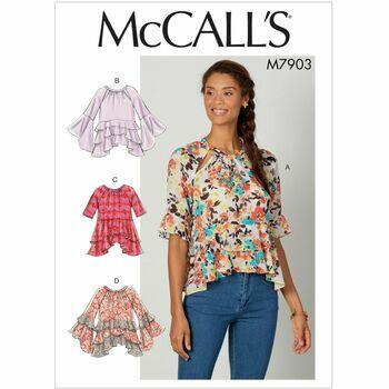 McCalls pattern M7903