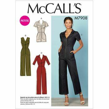 McCalls pattern M7908