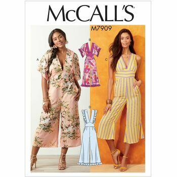 McCalls pattern M7909