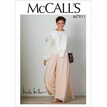 McCalls pattern M7911
