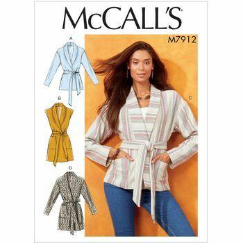 McCalls pattern M7912