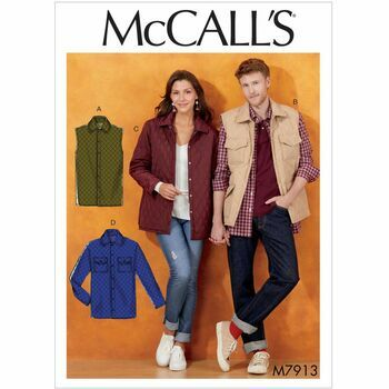 McCalls pattern M7913