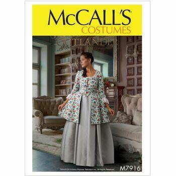 McCalls pattern M7916