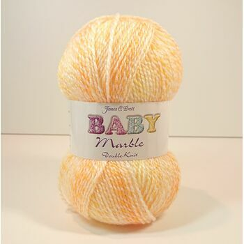 James C Brett Baby Marble DK Yarn - BM23 (100g)