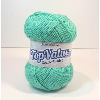 Top Value Yarn - Jade - 8461 (100g)