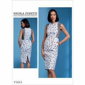 Vogue pattern V1613