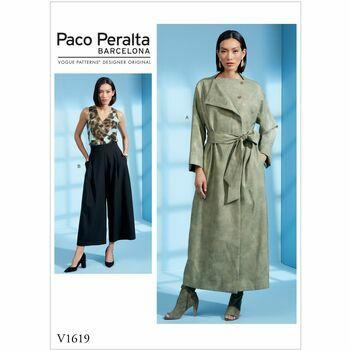 Vogue pattern V1619