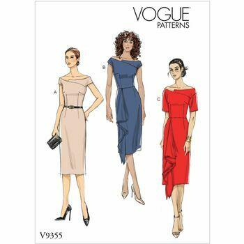 Vogue pattern V9355
