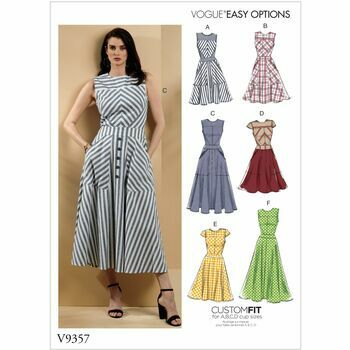 Vogue pattern V9357