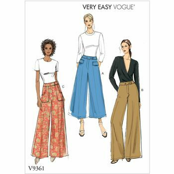Vogue pattern V9361