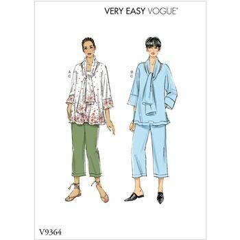 Vogue pattern V9364