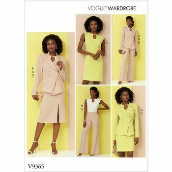 Vogue pattern V9365