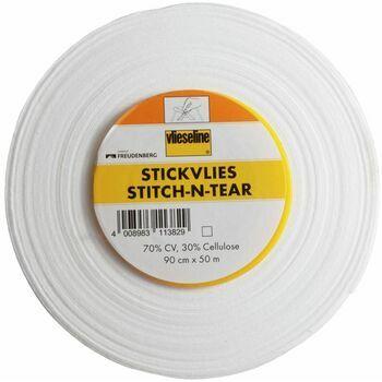 Vilene Stitch n Tear (90cm) - Per metre