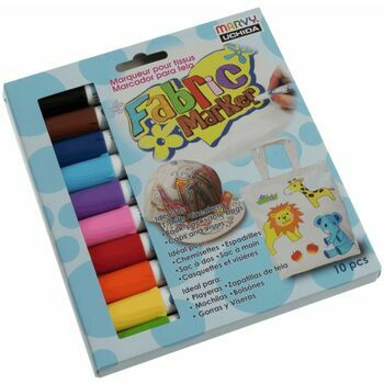 Marvy Fabric Marker Pens