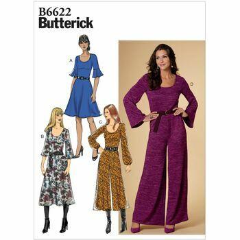 Butterick pattern B6622