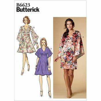 Butterick pattern B6623