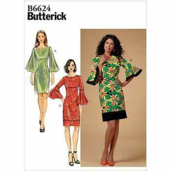 Butterick pattern B6624