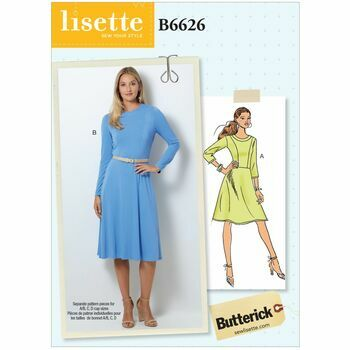 Butterick pattern B6626