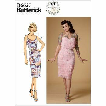 Butterick pattern B6627