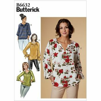 Butterick pattern B6632