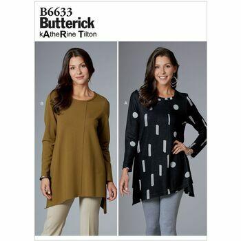 Butterick pattern B6633