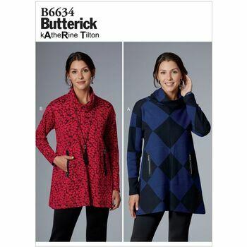 Butterick pattern B6634