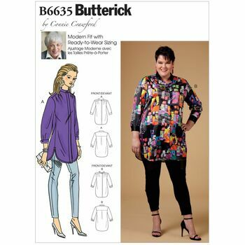 Butterick pattern B6635
