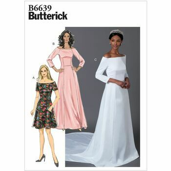 Butterick pattern B6639