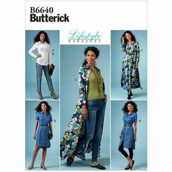 Butterick pattern B6640