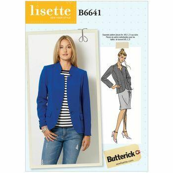 Butterick pattern B6641