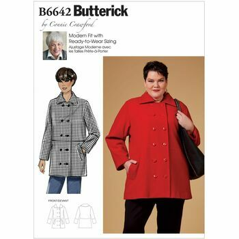 Butterick pattern B6642