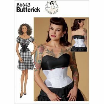 Butterick pattern B6643
