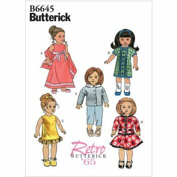 Butterick pattern B6645