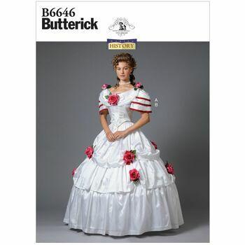 Butterick pattern B6646