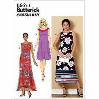 Butterick pattern B6653