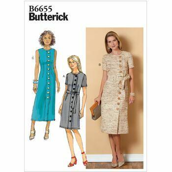 Butterick pattern B6655