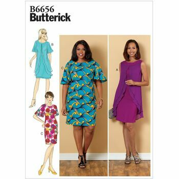 Butterick pattern B6656