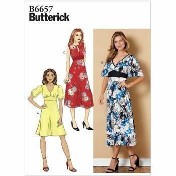 Butterick pattern B6657