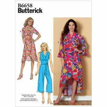 Butterick pattern B6658