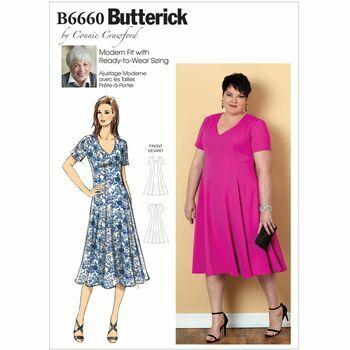 Butterick pattern B6660