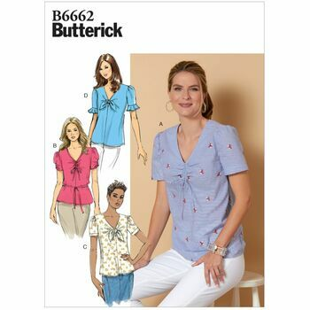 Butterick pattern B6662