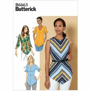 Butterick pattern B6663